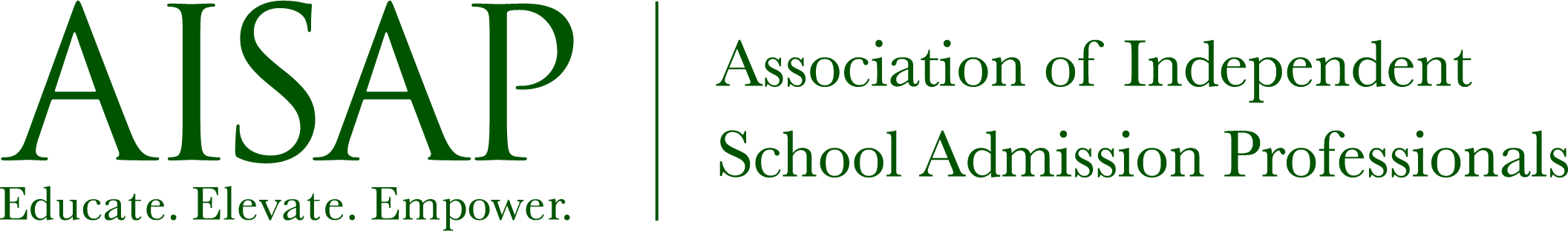 AISAP Micro-Credential Website - Where the Admission Professional comes to learn